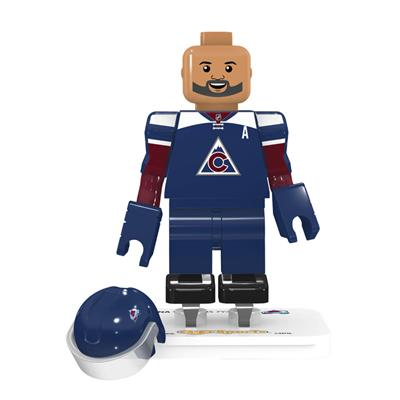 Iginla (OYO Sports Colorado Avalanche NHL Mini Figures - Third Jersey)