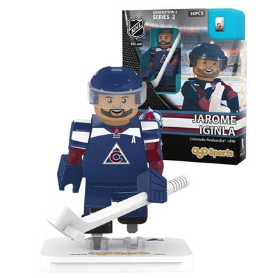 (OYO Sports Colorado Avalanche NHL Mini Figures - Third Jersey)