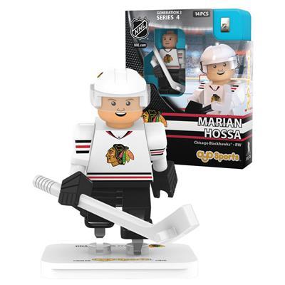 Hossa (OYO Sports Chicago Blackhawks NHL Mini Figures - Away Jersey)