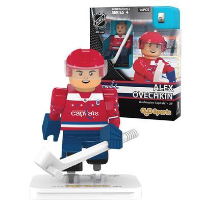 Ovechkin (OYO Sports Washington Capitals NHL Mini Figures - Third Jersey)