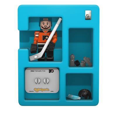 Contents Of Package (OYO Sports Philadelphia Flyers NHL Mini Figures - Third Jersey)