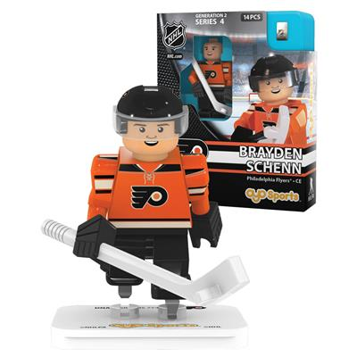 Brayden Schenn (OYO Sports Philadelphia Flyers NHL Mini Figures - Third Jersey)