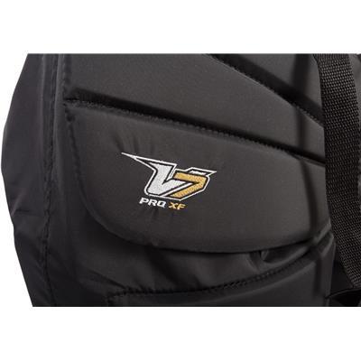 Hip 2 (Vaughn Velocity 7 XF Pro Goalie Pants)