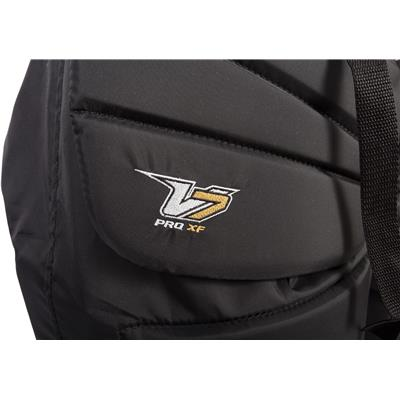 hip 2 (Vaughn Velocity 7 XF Pro Goalie Pants - Intermediate)