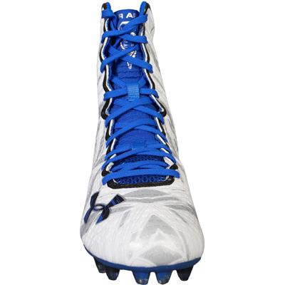 Front (Under Armour Highlight Mid Cleats)