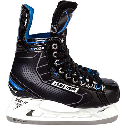 (Bauer Nexus N7000 Ice Hockey Skates - Junior)