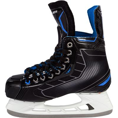 Instep View (Bauer Nexus N7000 Ice Hockey Skates)