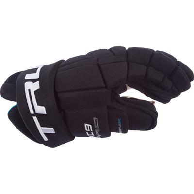 (TRUE XC9 Pro Hockey Gloves)
