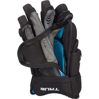 (TRUE Grip Z-Palm Hockey Glove - Palm Only - Junior)
