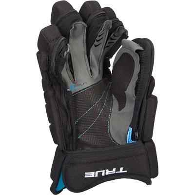 (TRUE Grip Z-Palm Hockey Glove - Palm Only)
