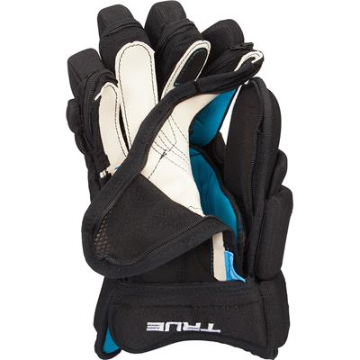 (TRUE Power Z-Palm Hockey Gloves - Palm Only - Senior)