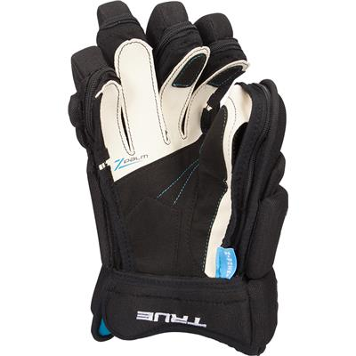 (TRUE Power Z-Palm Hockey Gloves - Palm Only - Junior)