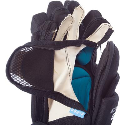 (TRUE Pro Z-Palm Hockey Gloves - Palm Only - Senior)