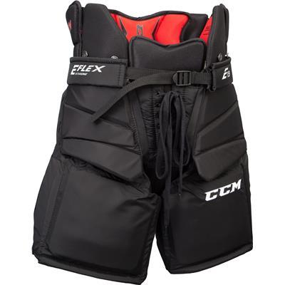 Black (CCM Extreme Flex E1.9 Goalie Pants)
