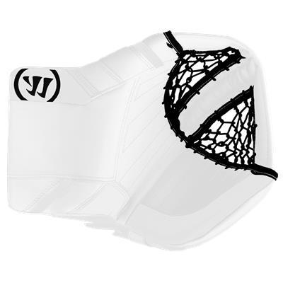 White/White Palm (Warrior Ritual G3 Pro Goalie Catch Glove)
