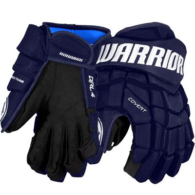 Navy (Warrior Covert QRL4 Hockey Gloves)