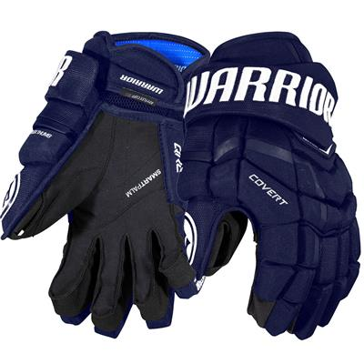 Navy (Warrior Covert QRL Pro Hockey Gloves)