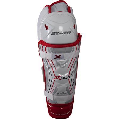 (Bauer Vapor X900 Hockey Shin Guards)