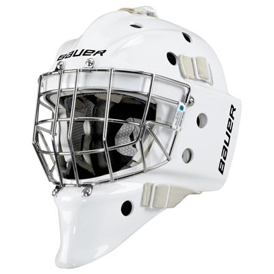 (Bauer Profile 960XPM Certified Goal Mask)