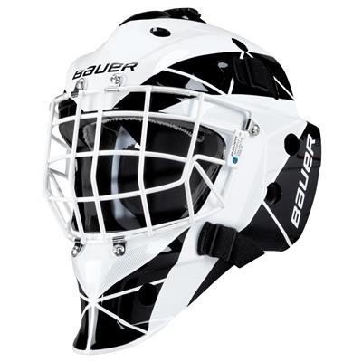 (Bauer Profile 940X Team Goal Mask)