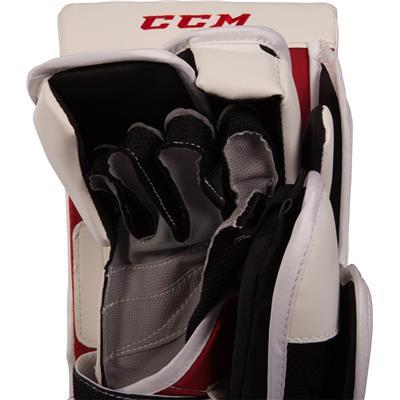 (CCM Premier R1.9 Goalie Blocker - Senior)