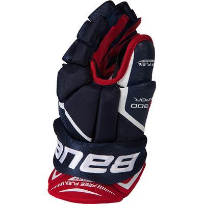 (Bauer Vapor X900 Gloves)