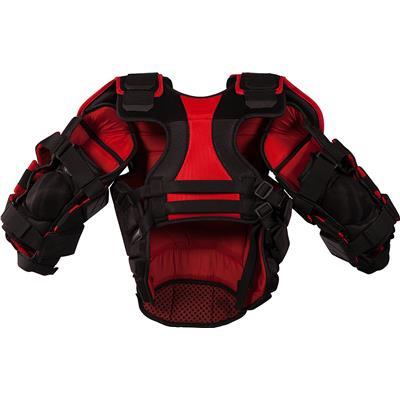 (CCM Extreme Flex Shield E1.5 Goalie Chest & Arms)