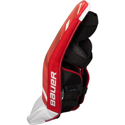 (Bauer Supreme S190 Goalie Leg Pads - Senior)