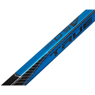 (TRUE A 6.0 SBP Grip Composite Hockey Stick - Junior)