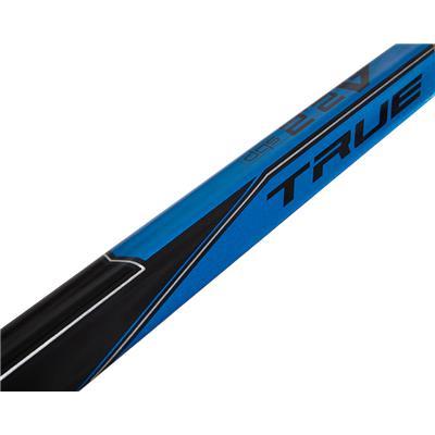 (TRUE A 2.2 SBP Grip Composite Hockey Stick)