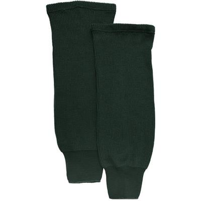 Dark Green (CCM S100P Knit Socks - Youth)