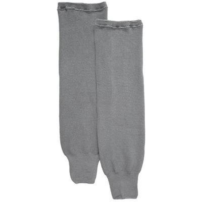 Grey (CCM S100P Knit Socks - Youth)