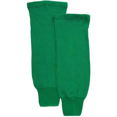 Kelly Green (CCM S100P Knit Socks - Youth)