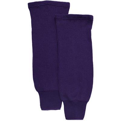 LA Purple (CCM S100P Knit Socks - Youth)
