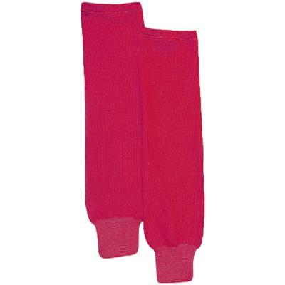 Pink (CCM S100P Knit Socks - Senior)