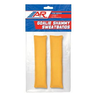 (A&R Sham Goalie Sweat Band - 2 Pack)