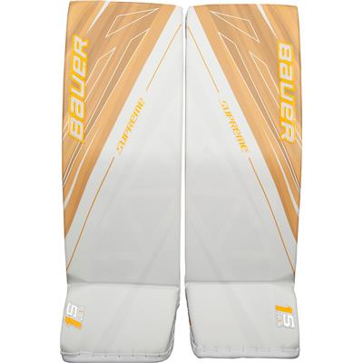 (Bauer Supreme 1s OD1N Goalie Leg Pads)