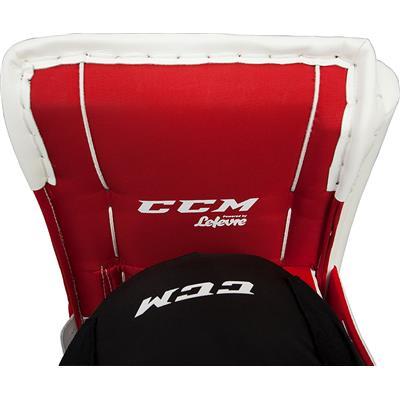 (CCM Premier Pro Goalie Leg Pads)