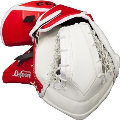 (CCM Premier Pro Goalie Catch Glove)
