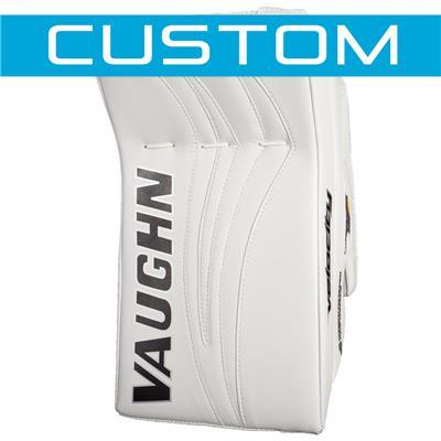 (Vaughn Velocity 7 XF Pro Carbon CUSTOM Goalie Blocker)