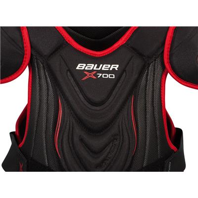 (Bauer Vapor X700 Shoulder Pads)