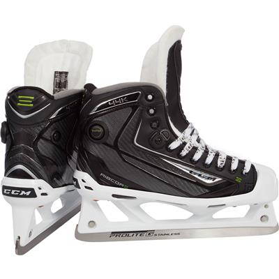 (CCM RIBCOR 44K Goalie Skates - Junior)