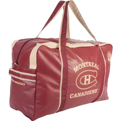 (Sher-Wood NHL Pro Carry Bag)