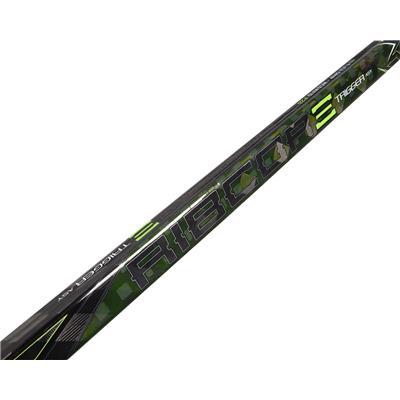 (CCM Ribcor Trigger ASY Grip Composite Hockey Stick - Intermediate)