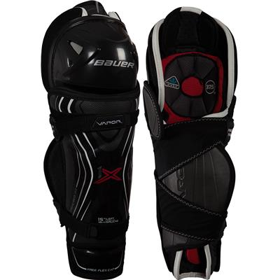 (Bauer Vapor 1X Shin Guards)