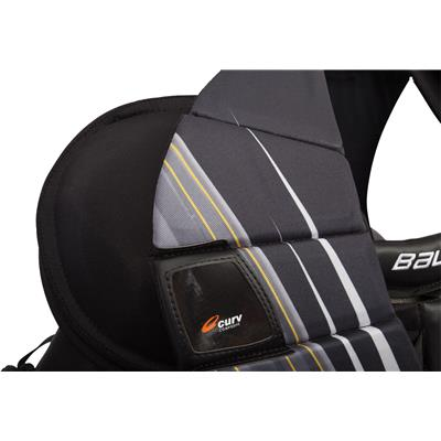 (Bauer Supreme 1S Goalie Chest And Arm Protector)