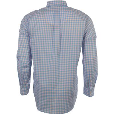 (Vineyard Vines West Cay Gingham Slim Tucker Shirt)