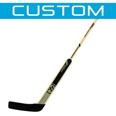 (Warrior Swagger Pro Carbon Foam Core Goalie Stick 6 Pack)