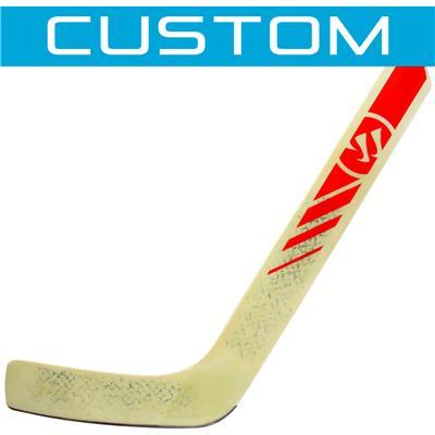 (Warrior Swagger STR Foam Core Goalie Stick CUSTOM 6-Pack)