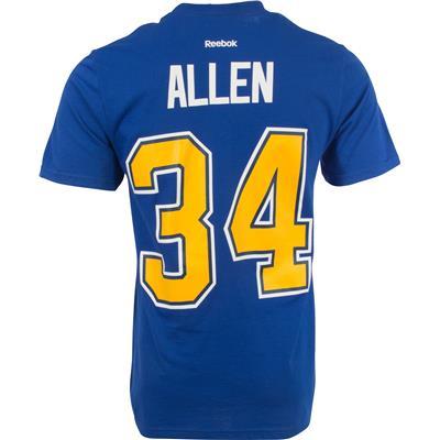 (Reebok St. Louis Blues Allen Premier Tee Shirt)